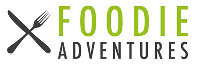 FOODIE ADVENTURES Logo